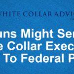 Guns Might Send White Collar Executive Back To Federal Prison