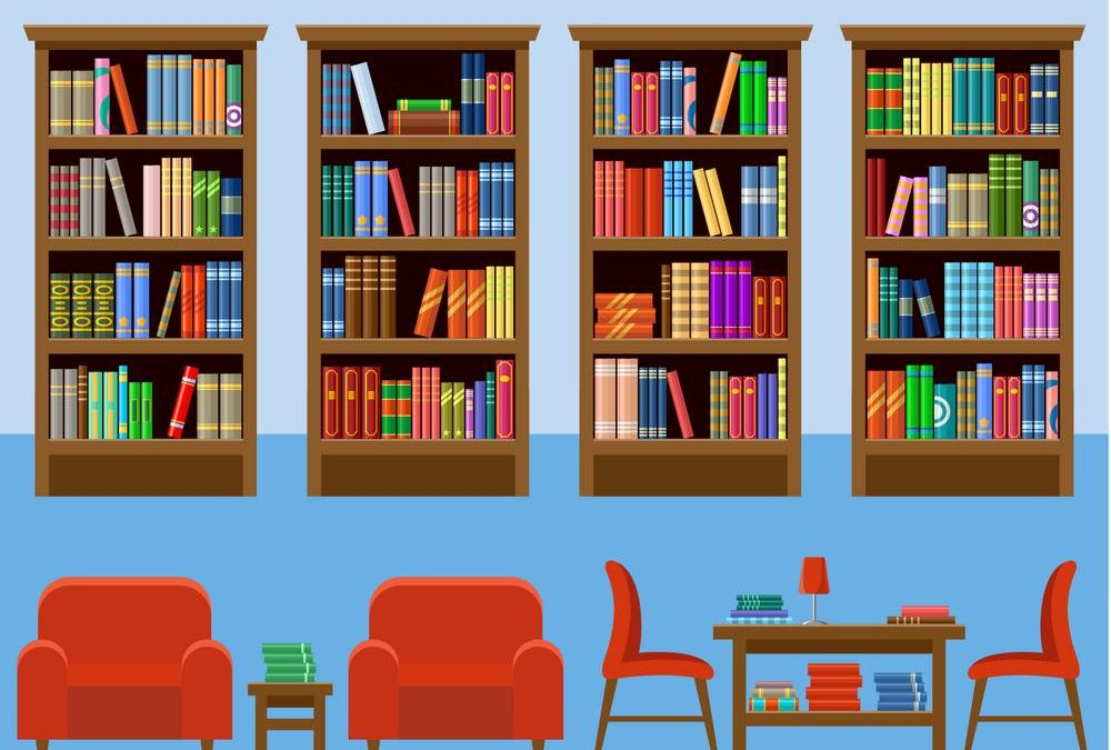 Why Do People Go To The Library After Federal Prison?