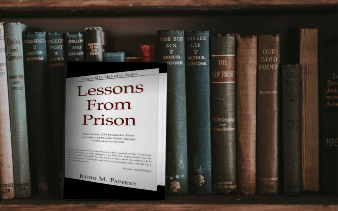 Use This Book To Prepare For Life In Federal Prison (and beyond!)