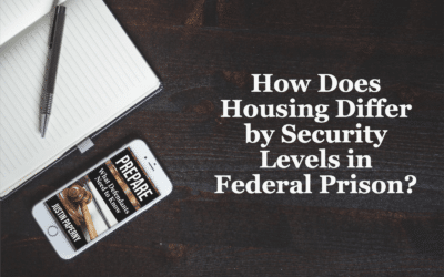 How Does Housing Differ by Security Levels in Federal Prison?(Chapter 15)
