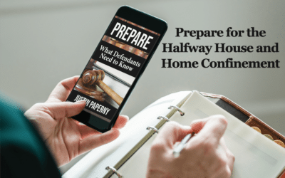 What Should I Know The Halfway House and Home Confinement? (Chapter 26)