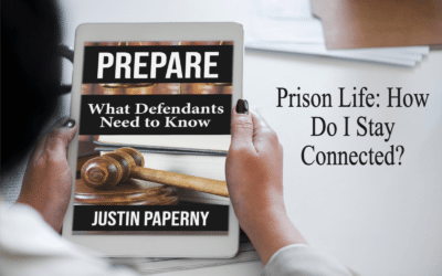 Prison Life: How do I Stay Connected? (Chapter 24)