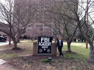 Lecture at The FBI Academy