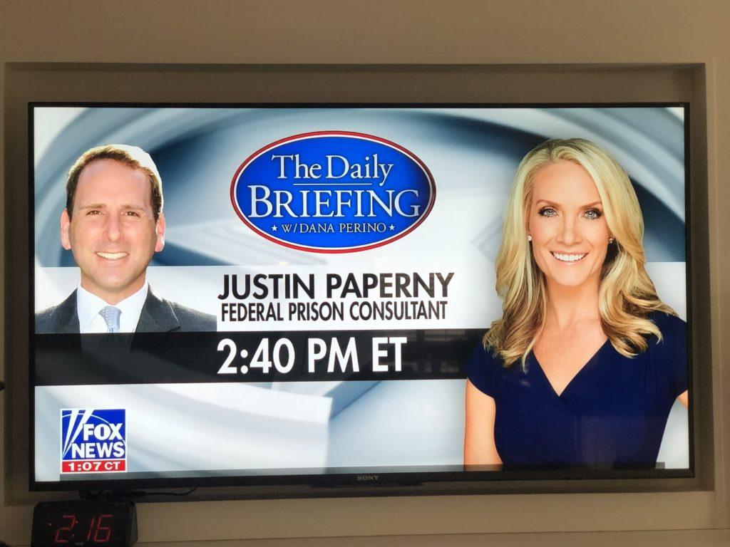 Justin becomes a regular contributor on Fox News