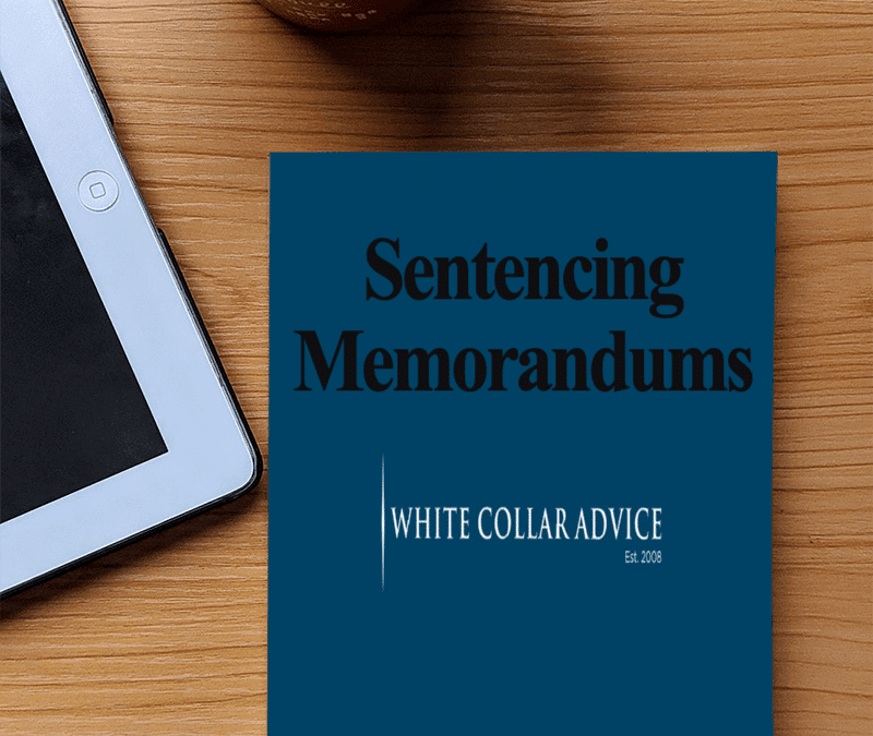 WHEN SENTENCING MEMORANDUMS GO WRONG *SHOCKING CASE*
